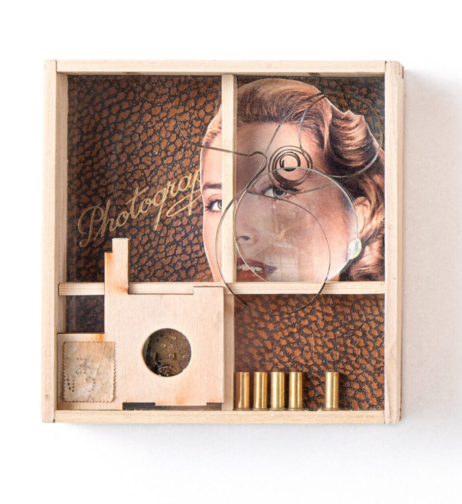 Buy Box Art: Assemblage and Construction