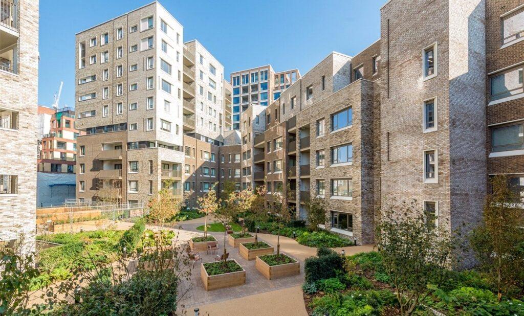 London's Housing Crisis  Elephant Park