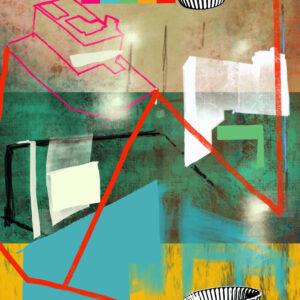 Buy abstract digital prints
