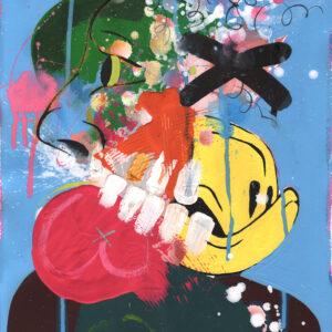 Duck Muncher original art from Duncan McAfee