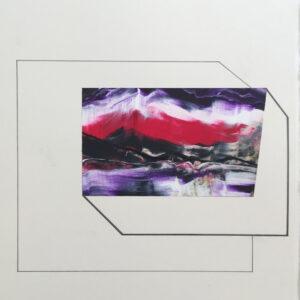 Cool spacial painting/drawings, Eastern Block Pete Burke