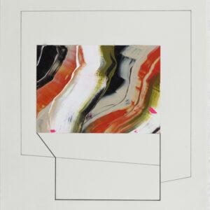 Original paintings on paper by Pete Burke