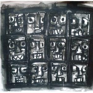 Contemporary art from Africa Zin Maisiri