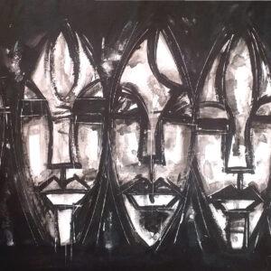 Zimbabwean contemporary artist - Zin Maisiri