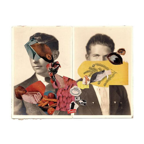 A collage by Fred Free @fred_free